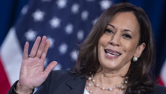 Kamala Harris, candidata demócrata a la Vicepresidencia de Estados Unidos. (Foto: Eric BARADAT / AFP).
