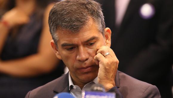 Julio Guzmán rechaza cualquier vínculo con Odebrecht (Foto: El Comercio)