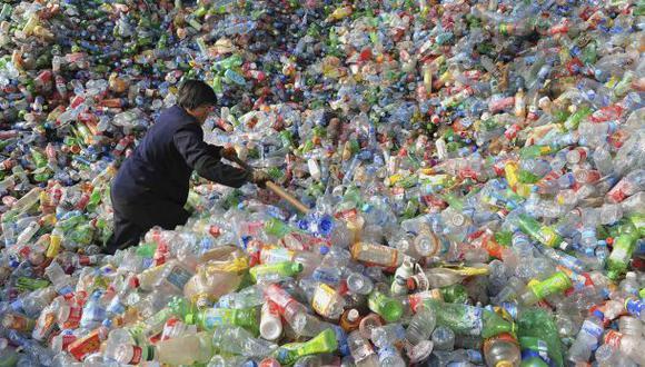 Asia es el continente que más plástico arroja al mar