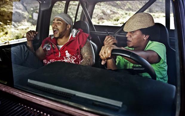"Don Omar and Tego Calderón were part of the saga ""Fast & Furious""."