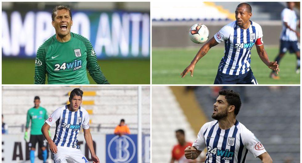 Alianza Lima y el once con el que buscará volver al liderato del Torneo Apertura 2017. (Foto: USI)