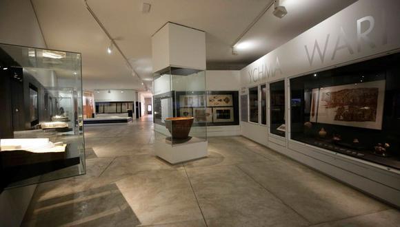 En el quinto aniversario de la construcción de sus nuevas instalaciones, el Museo Pachacamac organiza actividades virtuales.(Foto: Ministerio de Cultura?