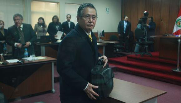 Alberto Fujimori se encuentra cumpliendo una condena de 25 años de prisión en el penal de Barbadillo.  (Foto: Archivo El Comercio)
