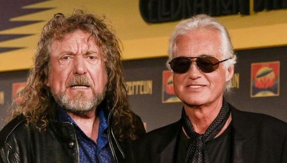 """El vocalista de Led Zeppelin, Robert Plant, y el guitarrista Jimmy Page han sido acusados de copiar la apertura de """"Stairway to Heaven"""" de la canción """"Taurus"""","""