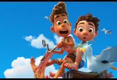 """""""Luca"""": mira aquí el primer trailer de la nueva película animada de Pixar"""