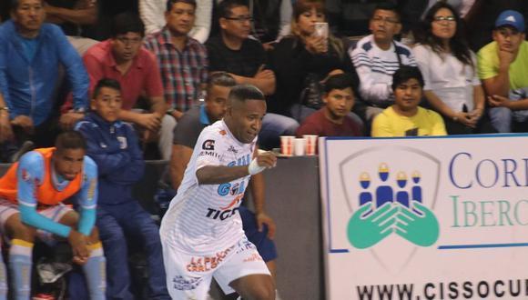 Este viernes desde las 6:00 p.m. Primero de Mayo enfrentará a Carlos Barbosa de Brasil por los cuartos de final de la Copa Libertadores de Futsal. (Foto: Primero de Mayo).