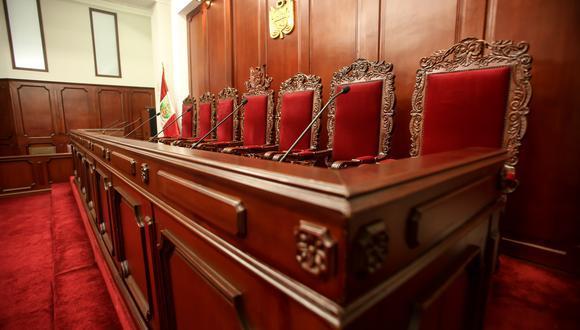 Seis magistrados del TC tienen, desde hace más de un año, el mandato vencido. Una comisión especial del Congreso inició el miércoles el proceso de convocatoria. (Foto: El Comercio)