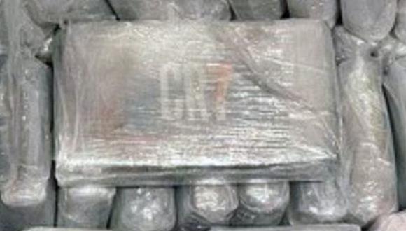 La droga fue incautada este miércoles en el sector de la Península de Cosigüina. (Foto: US Department of Justice)
