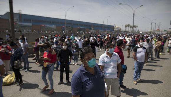 La cantidad de casos confirmados aumentaron este lunes. (Foto: Anthony Niño de Guzmán/GEC)