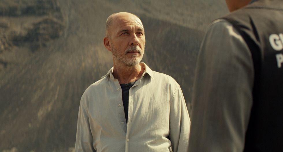 """""""Hierro"""" de Movistar cuenta la historia de un asesinato cometido en las Islas Canarias. Participa el actor argentino Darío Sanguinetti. Foto: Difusión."""