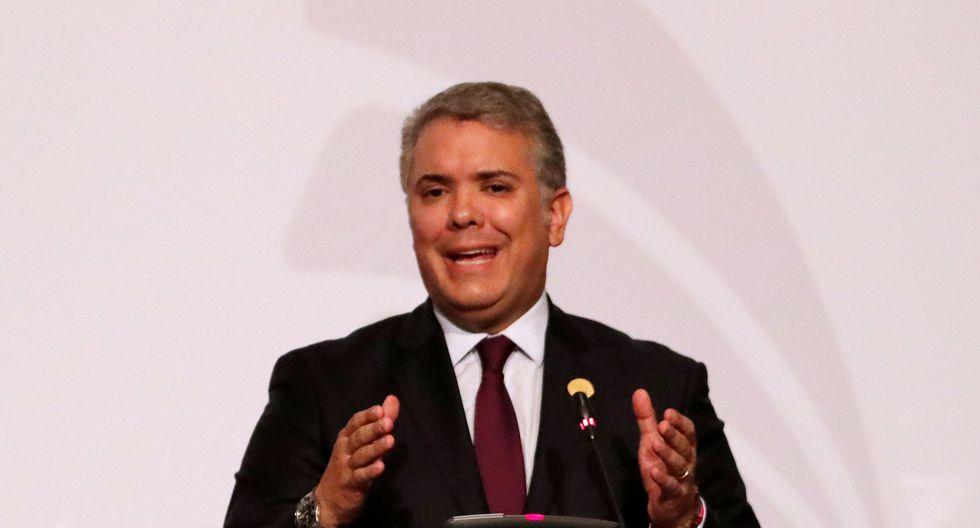 Iván Duque pide a los países donde podría estar Jesús Santrich entregarlo a Colombia. (Reuters)