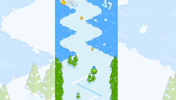 Snow Roll: desquiciante juego para iOS que promete ser un éxito