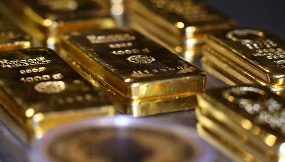 Los futuros del oro en Estados Unidos cedían un 0,2% a US$1.878,90. (Foto: Reuters)