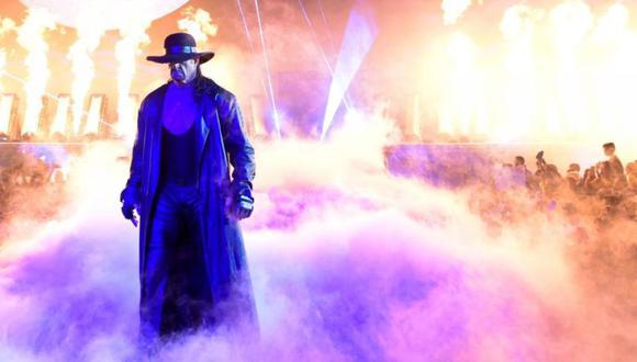 The Undertaker anunció su retiro a los 55 años. Su legado de 30 años en la WWE siempre será recordado. (Foto: WWE)