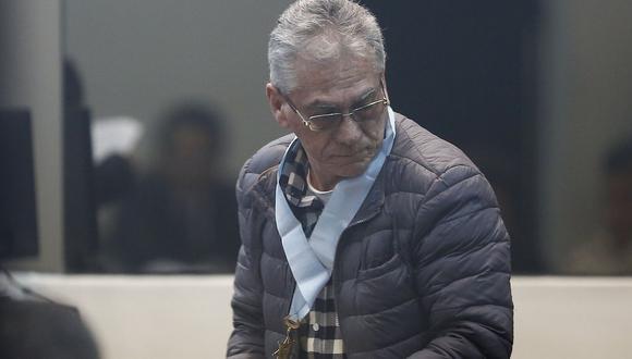 El procurador especializado en delitos de terrorismo Milko Ruiz indicó que Crespo tuvo un accionar antiético a lo largo del caso Tarata. (Foto: GEC)