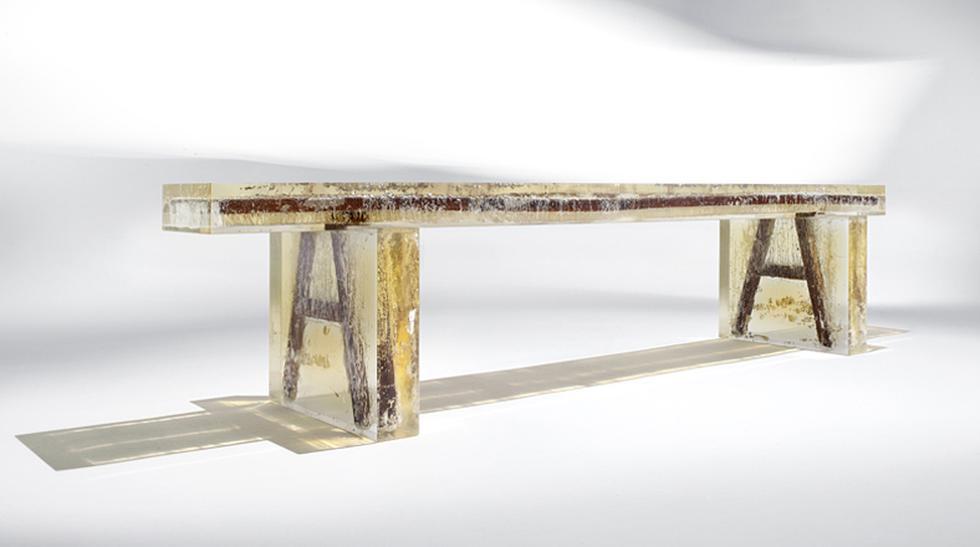 Estos muebles se mantienen en el tiempo como hacen los fósiles - 1