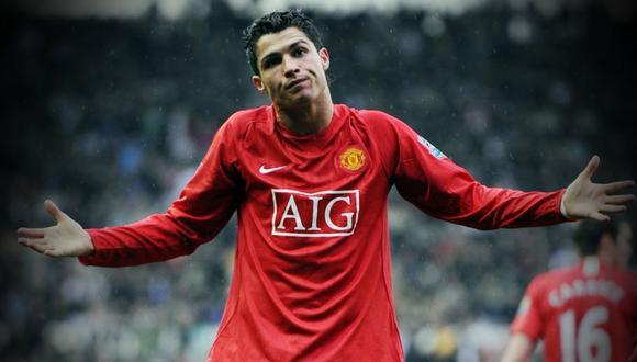 Cristiano Ronaldo fue anunciado como jugador del Manchester United. (Foto: EFE)