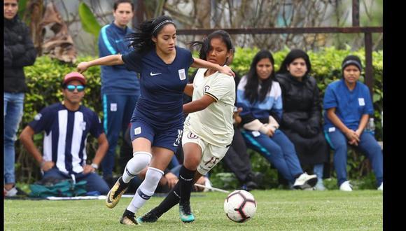 ¿Por qué es histórico que la final del fútbol femenino entre la 'U' y Alianza se juegue en el Nacional? FOTOS: GEC.