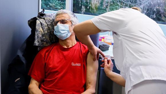 Coronavirus en Francia | Últimas noticias | Último minuto: reporte de infectados y muertos hoy, sábado 27 de febrero del 2021. (Foto: EFE/EPA/THOMAS SAMSON / POOL MAXPPP OUT).