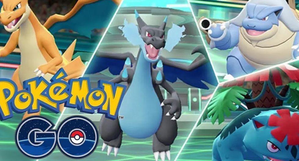 Pokémon GO   Listado pokemones megaevolucionados   Videojuego ...