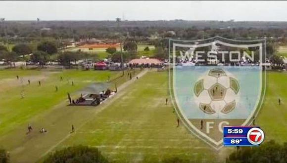 "Denuncian a equipo de fútbol estadounidense por ""sodomizar"" a un menor en Colombia. (Captura de video)"