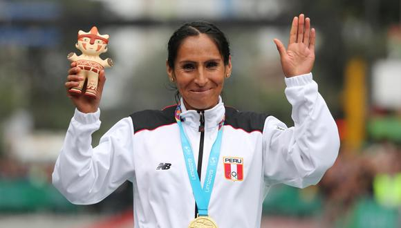 Gladys Tejeda, la hija del viento que nació para triunfar [PERFIL]   Tokio  2020   Olimpiadas   DEPORTE-TOTAL   EL COMERCIO PERÚ