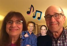 Diviértete con la parodia musical de unos abuelitos al ritmo de Simon & Garfunkel