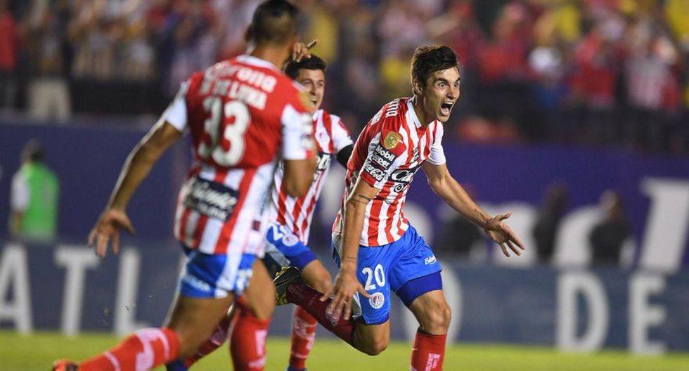 San Luis venció 2-1 a Dorados de Diego Maradona y se coronó campeón en la Liga de Ascenso MX. Tras dicho resultado, lograron acceder a la Liga MX (Foto: Agencia Media Cancha)