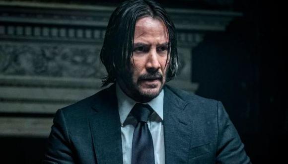 "Keanu Reeves en ""John Wick"". (Foto: Difusión)"