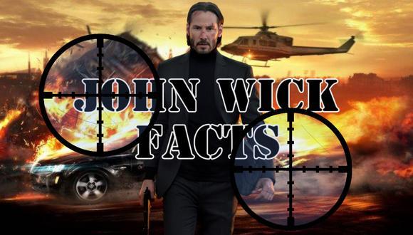Ríe a más no poder con los 'John Wick Facts', una versión actualizada con el héroe de acción del momento de los famosos 'Chuck Norris Facts'. (Foto: USI)