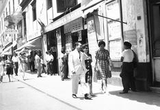 Verano de 1962: entre lentes de sol y fakires
