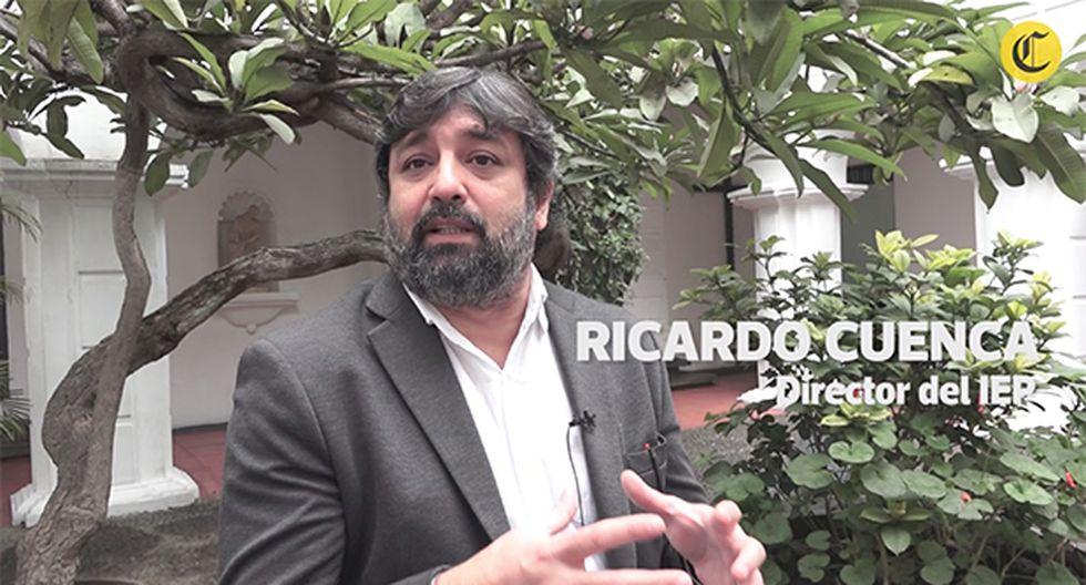 Ricardo Cuenca opina sobre retos de educación. (El Comercio)