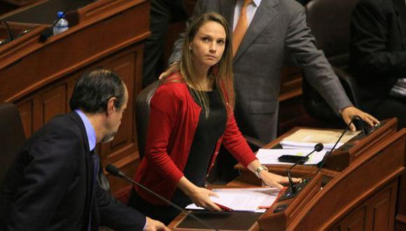 El 78% cree que Luciana León se enriqueció de forma ilícita