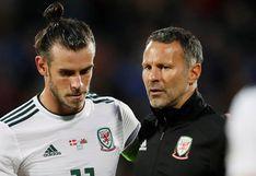 Gareth Bale fue convocado por Ryan Giggs a la selección de Gales aún estando lesionado