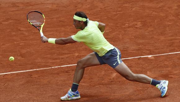 Nadal vs. Thiem EN VIVO: el punto en Roland Garros que demuestra toda la habilidad del español   VIDEO. (Video: ESPN / Foto: AFP)