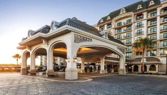Disney Deluxe Villa, uno de los complejos hoteleros. (Foto: Disney)