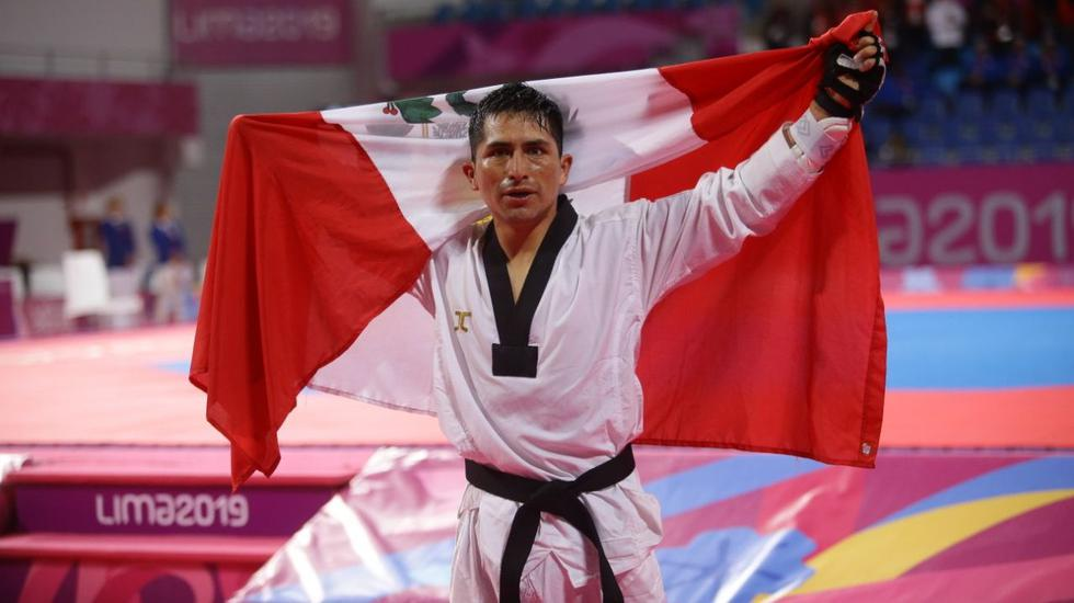 Parapanamericanos Lima 2019: William Fernández gana medalla de bronce en para taekwondo. (Jesús Saucedo / GEC)