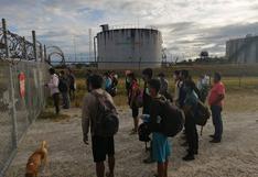 Loreto: federaciones indígenas toman estación N° 5 del Oleoducto Norperuano