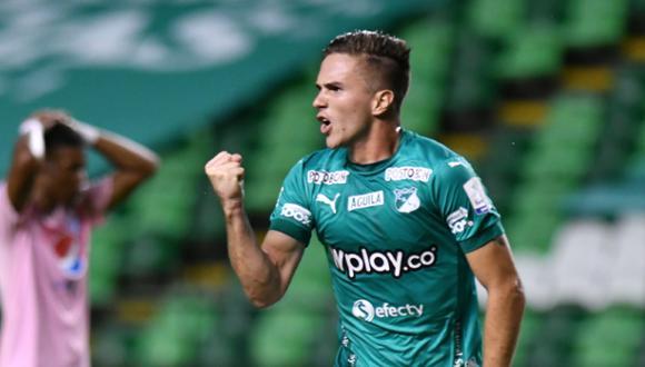 Deportivo Cali venció a Millonarios y alcanzó un cupo para la Copa Sudamericana 2021