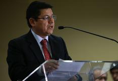 Ministro de Justicia: Estamos de acuerdo en que se trata de delimitar la vacancia presidencial no de eliminarla