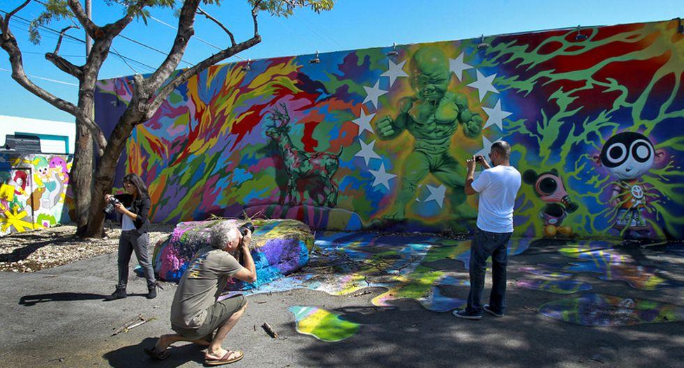 Conoce Wynwood, el barrio más artístico y bohemio de Miami - 2