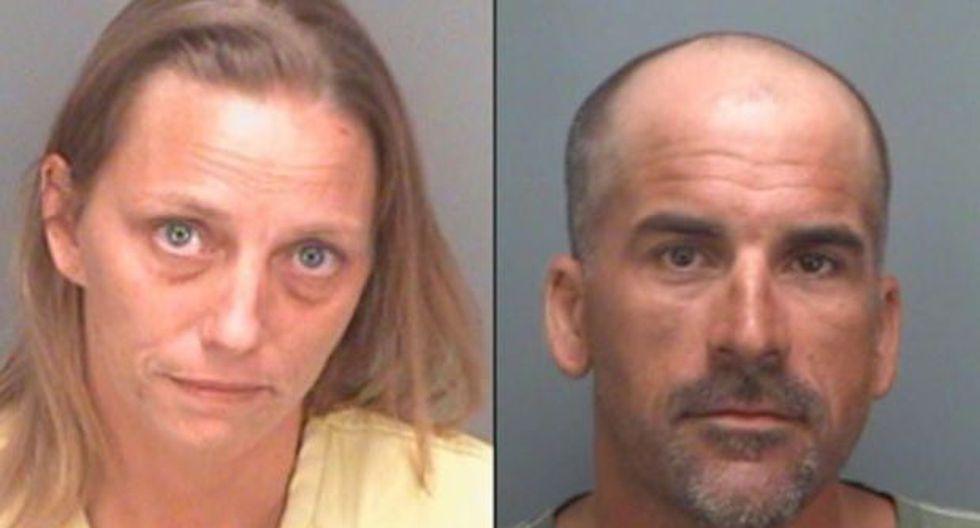 """Florida: Padres """"premiaban"""" a sus hijas con cocaína y marihuana"""