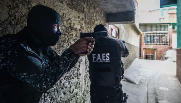 La violencia policial sobre los civiles ha visto un aumento en el contexto del tenso momento político que vive Venezuela.