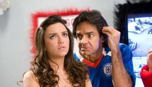 Consuelo Duval reconoció algunos años después que Bibi era víctima de bullying (Foto: La Familia P. Luche / Televisa)
