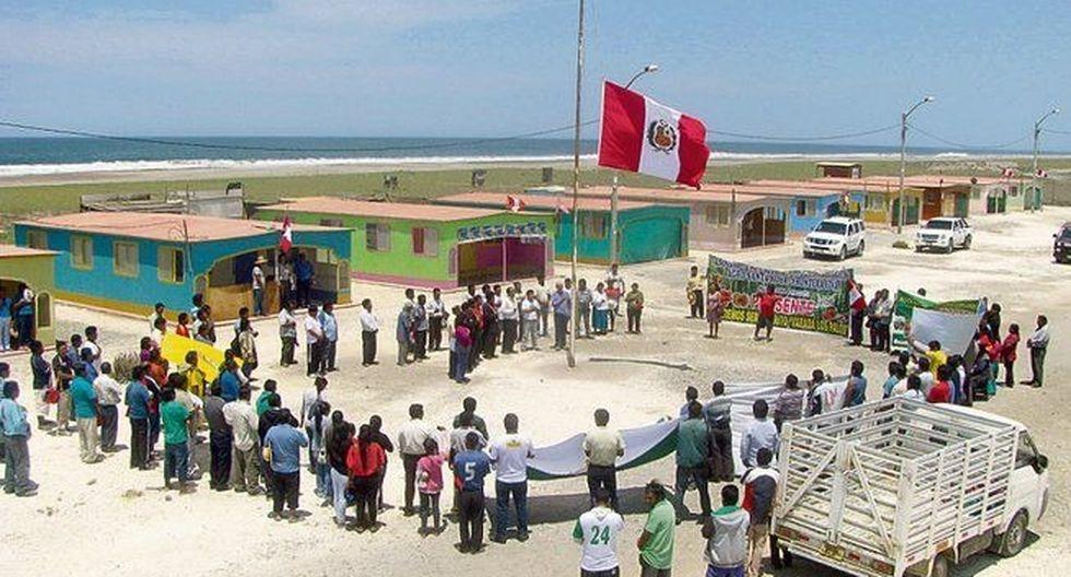 En el 2015 fue creado el distrito La Yarada Los Palos, un año después del fallo de La Haya que puso fin al diferendo marítimo entre Perú y Chile. (Foto: Archivo)