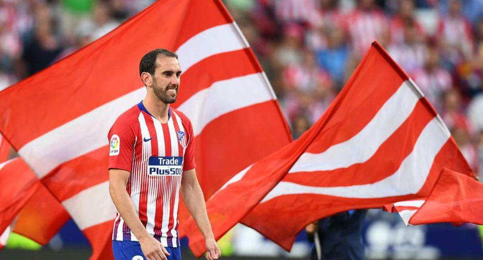 Atlético de Madrid piensa en el defensor para reemplazar a Diego Godín. (Foto: AFP)