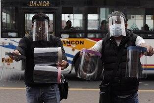 Coronavirus en Perú: estos son los beneficios al utilizar protectores faciales