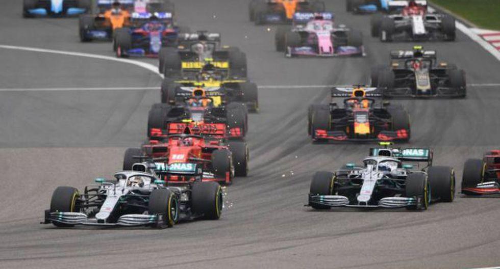 El Gran Premio de China iba a desarrollarse inicialmente el 19 de abril. (Foto AFP)