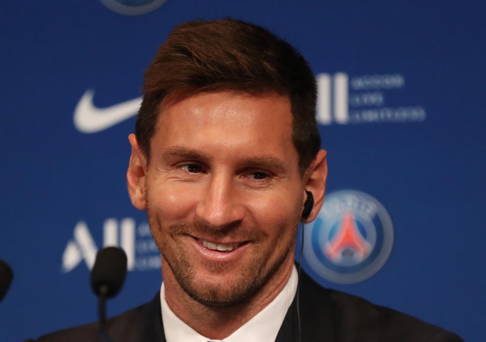 Messi fue presentado en PSG: conoce la fecha de su debut y lo que dijo  sobre Neymar | FC Barcelona | Kylian Mbappé | Argentina | AR |  DEPORTE-TOTAL | EL COMERCIO PERÚ