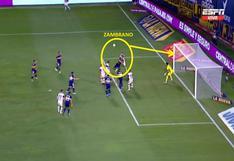 Carlos Zambrano: ¿por qué fue criticado tras su más reciente partido con Boca Juniors?